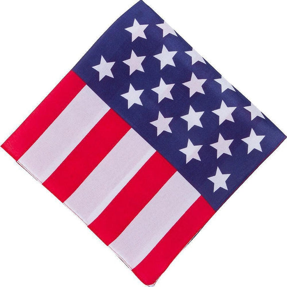 American Flag Bandana Face Mask-Daily Steals