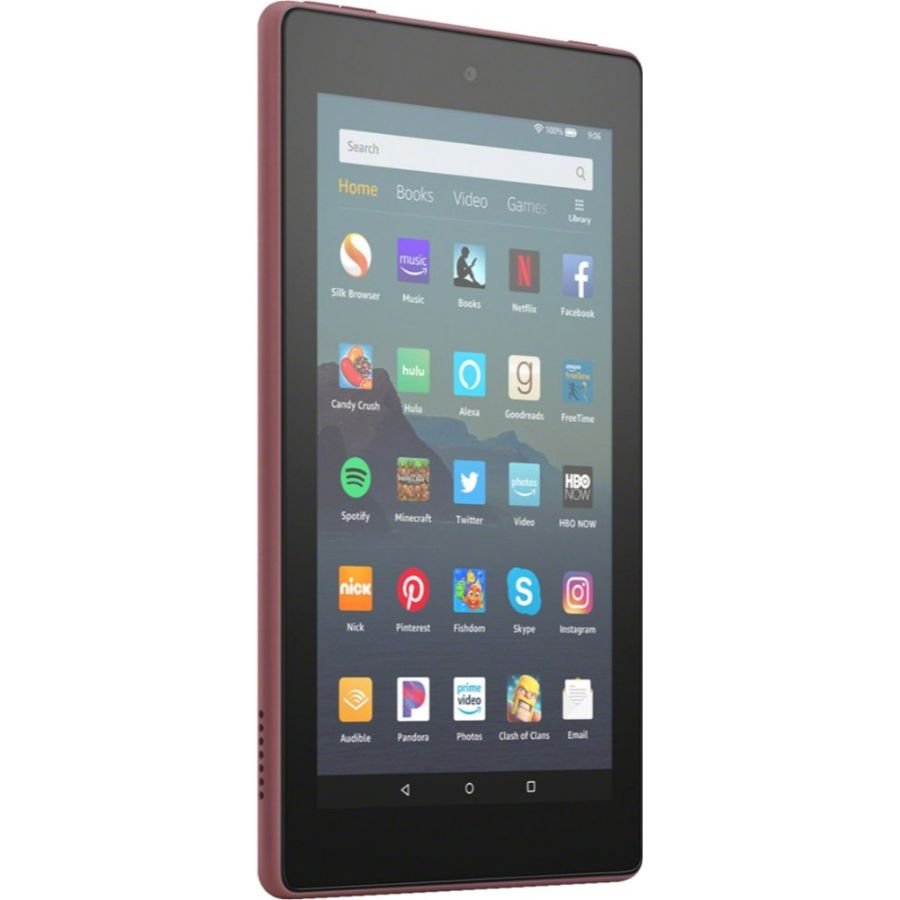 "Fire 7 Tablet (7"" display, 16 GB) with Special Offers-Daily Steals"