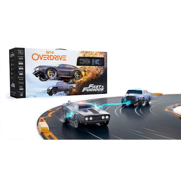 Anki - Overdrive : Fast & Furious Edition Super Car Remote Control Cars W/ Track-Daily Steals