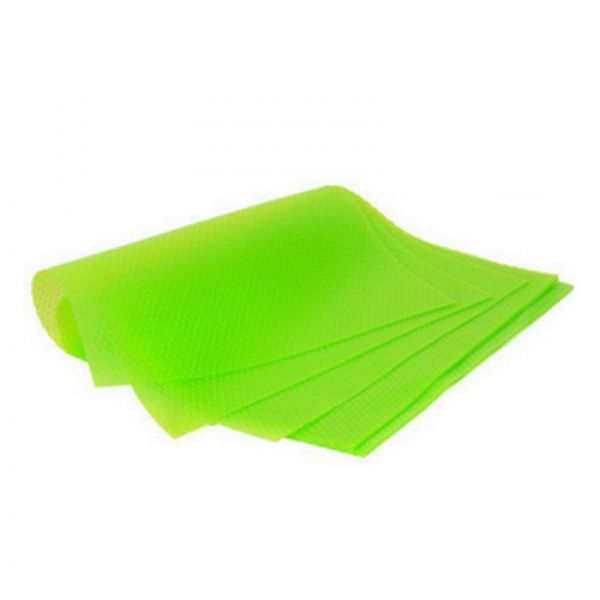 Antibacterial Silicon Refrigerated Placement Pads - 4 Pack-Green-Daily Steals