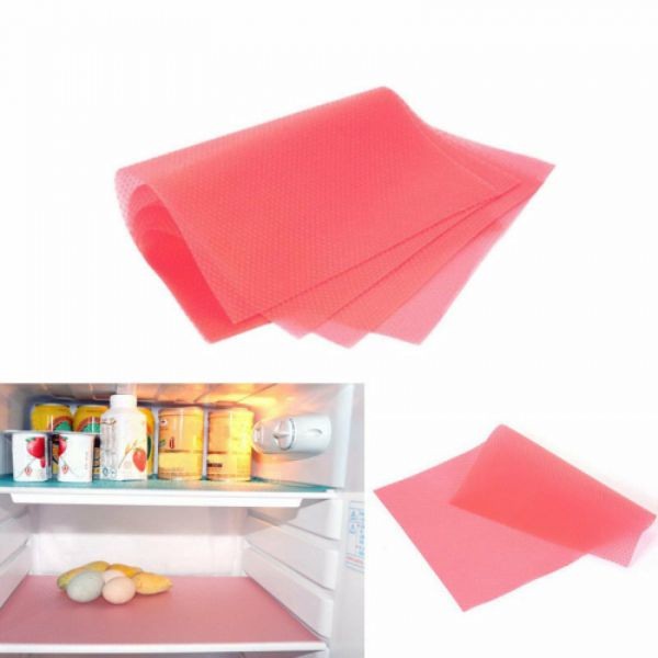 Antibacterial Silicon Refrigerated Placement Pads - 4 Pack-Daily Steals