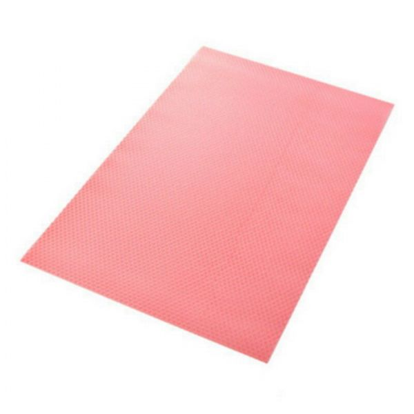 Antibacterial Silicon Refrigerated Placement Pads - 4 Pack-Pink-Daily Steals