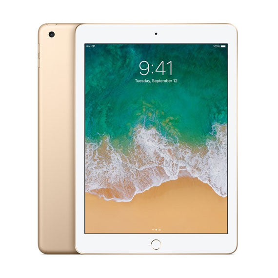 Daily Steals-Apple iPad (5th Gen.) with WiFi - 128GB - 9.7-Inch Retina Display-Tablets-Gold-