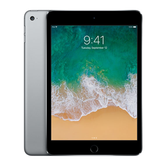 Apple iPad (5th Gen.) with WiFi - 128GB - 9.7-Inch Retina Display-Space Gray-Daily Steals
