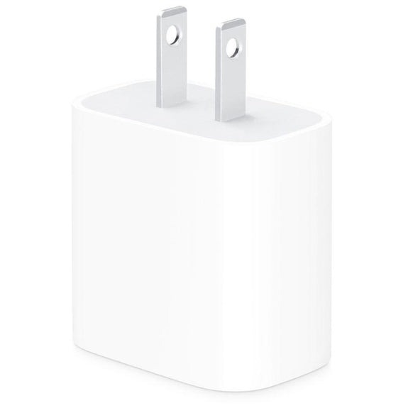 Apple 18W White USB-C Power Adapter-