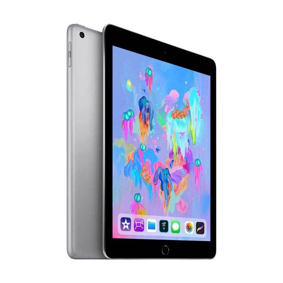 "Apple 9.7"" iPad, Early 2018, 32GB, Wi-Fi Only-"