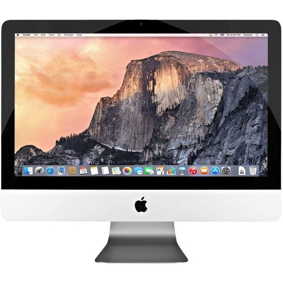 "Apple iMac 21.5"" Core i3-2100 Dual-Core 3.1GHz All-In-One Computer with Mouse and Keyboard-"
