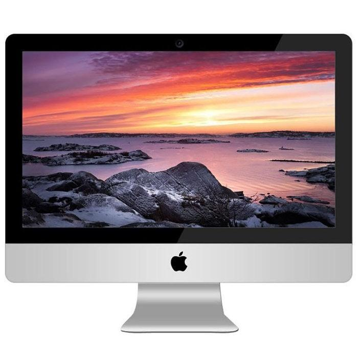 "Apple iMac MK452LL/A 21.5"" Intel Core I5-5675R X4 3.1GHz 8GB 1TB, Silver (Certified Refurbished)-"