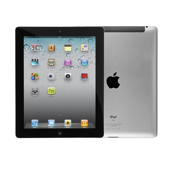 Daily Steals-Apple iPad 2 Tablet 16GB with Wi-Fi - Black-Tablets-