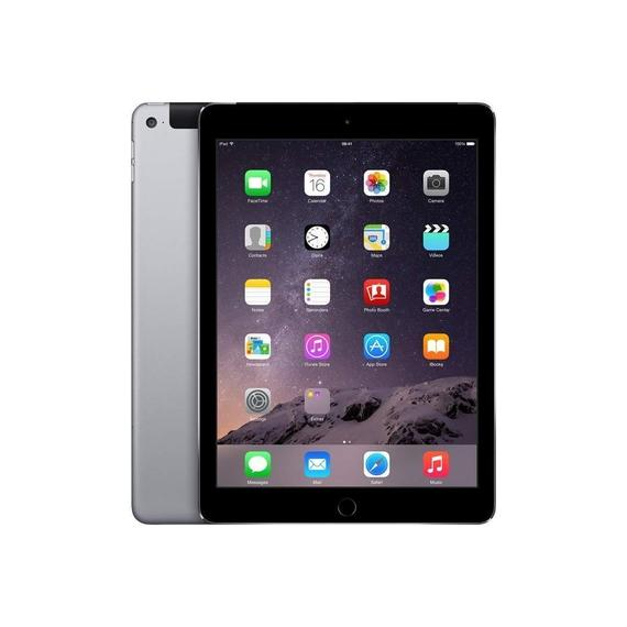 Daily Steals-Apple iPad Air 2 Tablet with Wifi + Cellular (Unlocked) – 16GB (Space Gray)-Tablets (refurbished)-