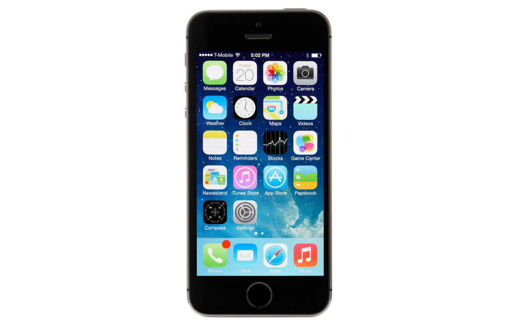 Apple iPhone 5s 16GB Unlocked GSM 4G LTE Dual-Core Phone w/ 8MP Camera - Space Gray (Used)-Daily Steals