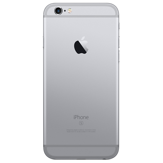 Refurbished Apple iPhone 6 Plus 16GB Space Gray (Verizon and GSM Unlocked) (Refurbished)-