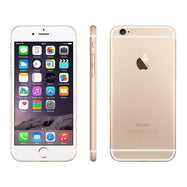 Refurbished- iPhone 6 (Verizon and GSM Unlocked-Gold-64GB