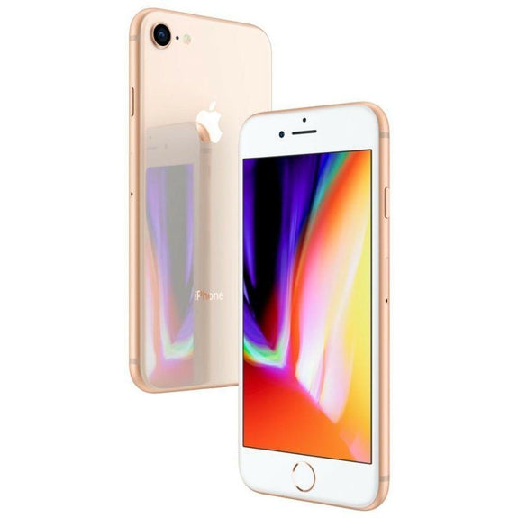 Apple iPhone 8 GSM Unlocked Smartphone-Gold-64GB-