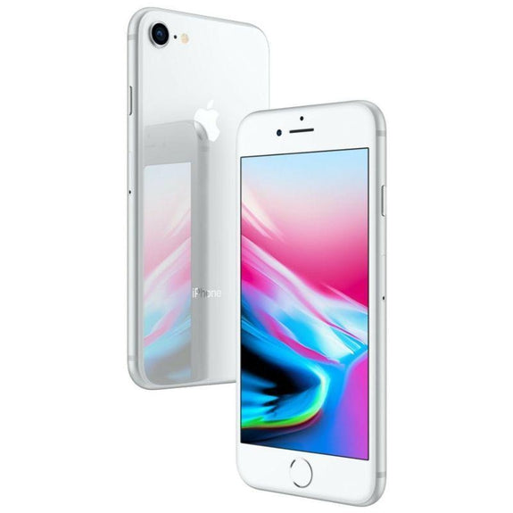 Smartphone desbloqueado Apple iPhone 8 GSM-Plateado-256GB-