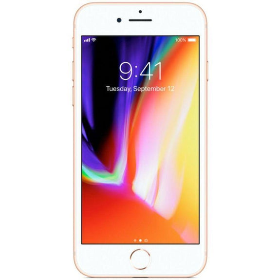 Apple iPhone 8 GSM Unlocked Smartphone-Gray-64GB-