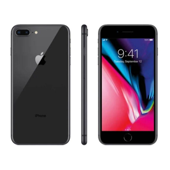 Apple iPhone 8 Plus Unlocked 64GB (GSM + CDMA) Smartphone-Gold-