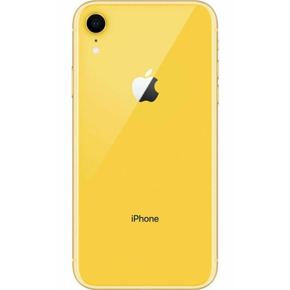 Apple iPhone XR 64GB Factory Unlocked Smartphone 4G LTE iOS Smartphone-Yellow-