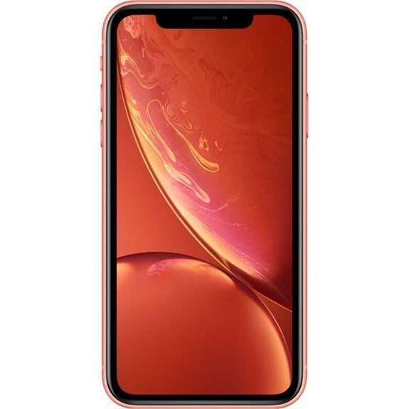 Apple iPhone XR 64GB Factory Unlocked Smartphone 4G LTE iOS Smartphone-Red-