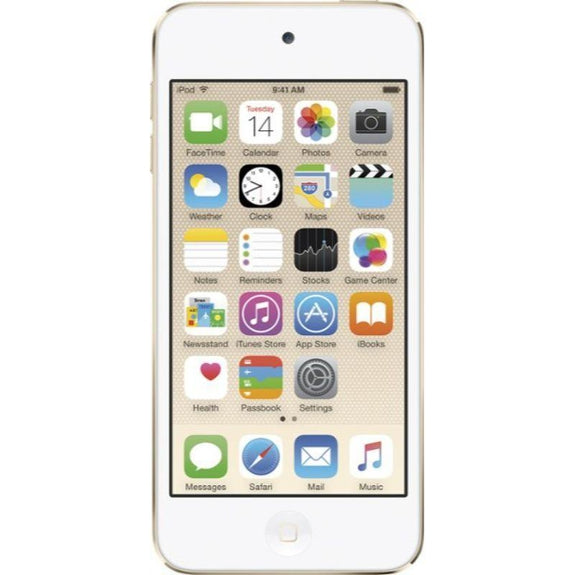 Apple iPod touch MP3 (6th Generation)-Gold-32GB-Daily Steals