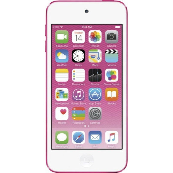 Apple iPod touch MP3 (6th Generation)-Pink-32GB-Daily Steals