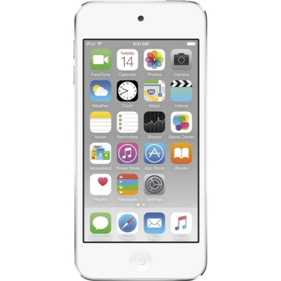 Apple iPod touch MP3 (6th Generation)-Silver-32GB-Daily Steals