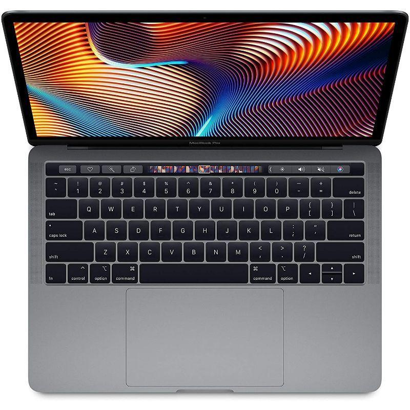 "Apple MacBook Pro Core i5-8279U Quad-Core 2.4GHz 8GB 256GB SSD 13.3"" Notebook, Space Gray, Mid 2019-"