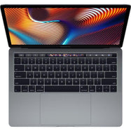 "Apple MacBook Pro Core i5-8279U Quad-Core 2.4GHz 8GB 512GB SSD 13.3"" Notebook, Space Gray, Mid 2019-"
