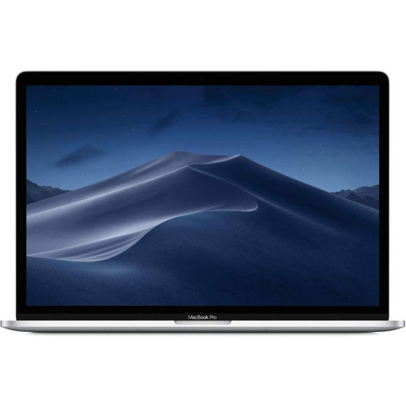 "Apple MacBook Pro Core i7-9750H Six-Core 2.6GHz 16GB 256GB SSD 15.4"" Notebook, Silver, Mid 2019-"