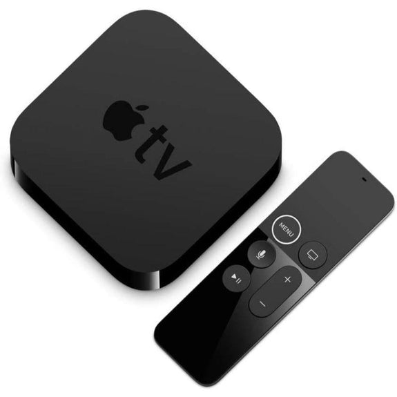 Apple TV 4K HDR 32GB HD Streaming Media Player-