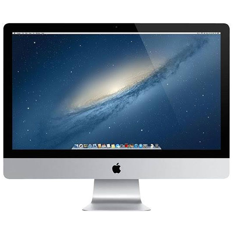 "Refurbished-Apple 27"" iMac Desktop PC 2.9 GHz, Quad-core Intel Core i5, 1TB Hard Drive-8GB Ram-"