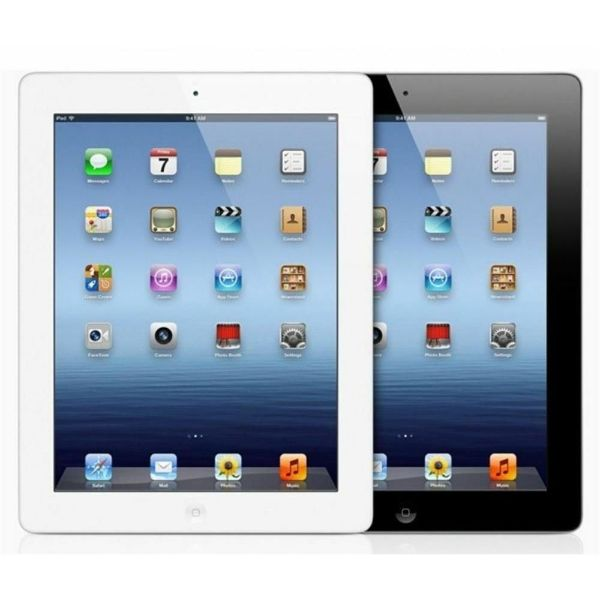 Daily Steals-Apple iPad 3 64GB Wi-Fi Tablet - Black or White-Tablets-White-
