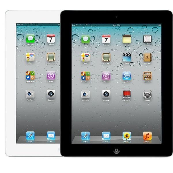 Apple iPad 3 64GB Wi-Fi Tablet - Black or White-Black-Daily Steals