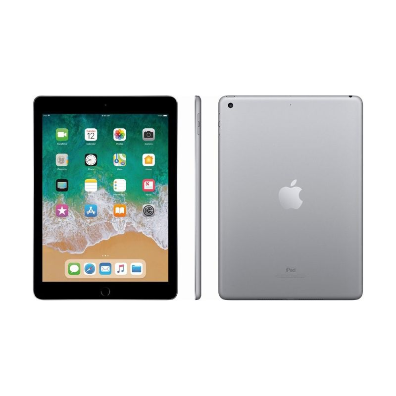 Apple iPad (5th Generation) 32GB Wi-Fi - Space Gray-Daily Steals