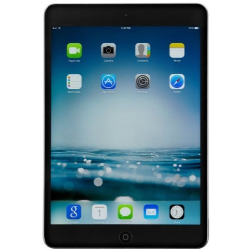 Apple iPad mini WiFi Black Bundle - iPad, Tempered Glass, Case, Charger, Stylus-Daily Steals