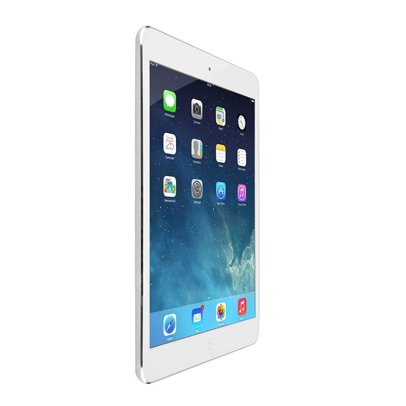 Apple iPad mini WiFi Black Bundle - iPad, Tempered Glass, Case, Charger, Stylus (Refurbished)-Daily Steals