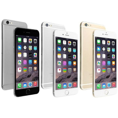 Daily Steals-Apple iPhone 6 Factory Unlocked - GSM & CDMA-Cellphones-Space Gray-16GB-