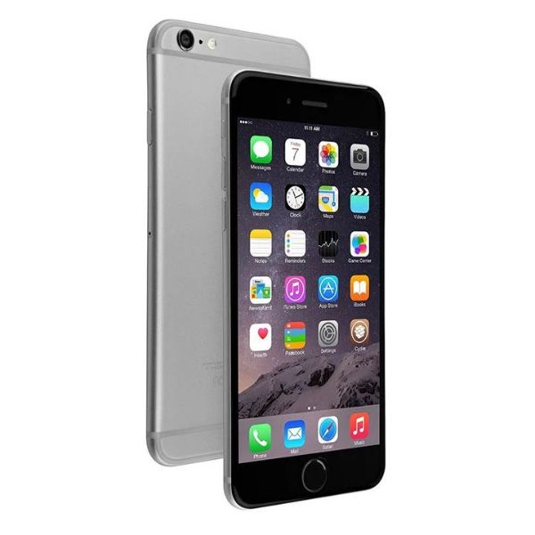 Apple iPhone 6 GSM y teléfono inteligente desbloqueado de Verizon - 64 GB (gris espacial) - Robos diarios