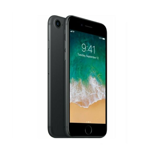Apple iPhone 7 32GB Black GSM Unlocked with Plantronics BackBeat Fit 305  and Logitech UE Boom 2 Wireless Speaker