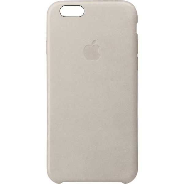 Apple Leather Case for iPhone 6s Plus and iPhone 6 Plus-Gray-Daily Steals
