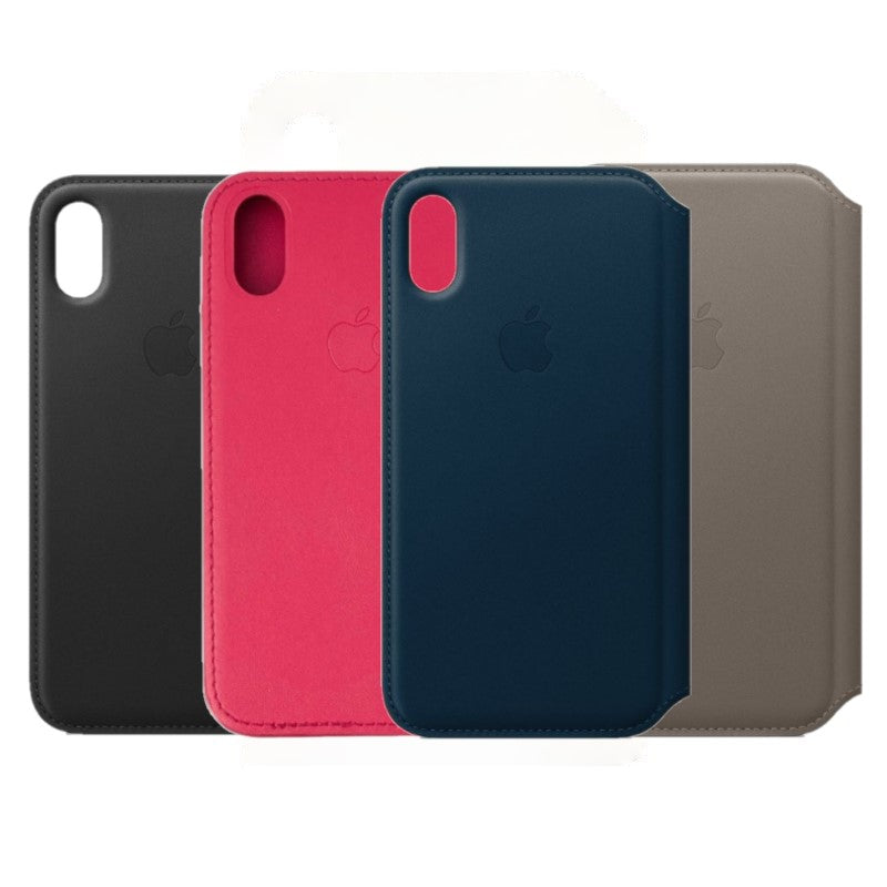 Apple Leather Folio for iPhone X/Xs-Daily Steals