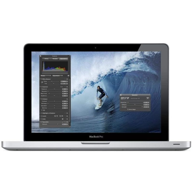 Apple MacBook Pro 13.3-Inch Laptop, Intel Core i5 2.4GH, 4GB RAM, 500GB HDD