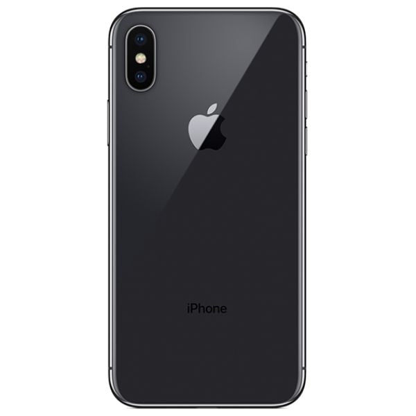 Apple iPhone X 64GB or 256GB - AT&T Locked-Space Gray-64GB-Daily Steals