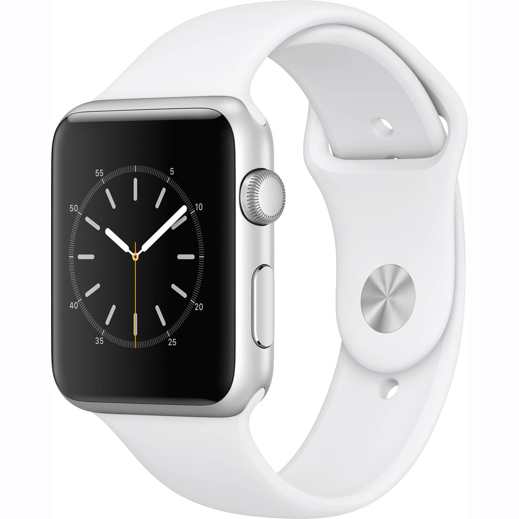 Daily Steals-Apple Watch Series 1 38/42mm Sport Band Smartwatch-Wearables-Space Grey-42MM-
