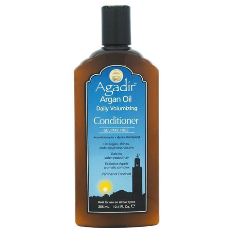 Daily Steals-Argan Oil Daily Volumizing Conditioner by Agadir for Unisex - 12.4 oz Conditioner-Personal Care-