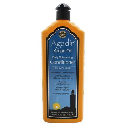 Daily Steals-Argan Oil Daily Volumizing Conditioner by Agadir for Unisex - 33.8 oz Conditioner-Personal Care-