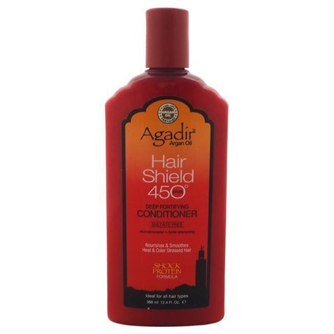 Daily Steals-Argan Oil Hair Shield 450 Deep Fortifying Conditioner by Agadir for Unisex - 12.4 oz Conditioner-Personal Care-