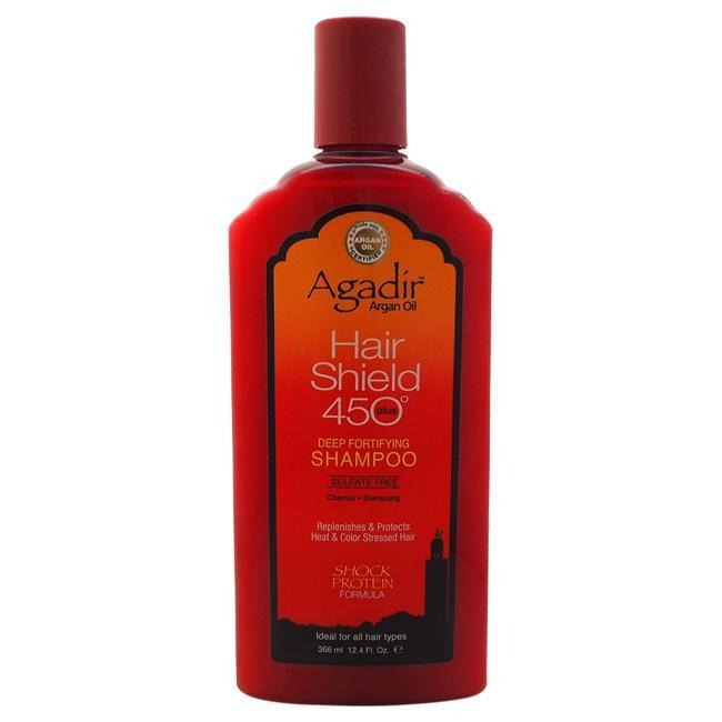 Daily Steals-Argan Oil Hair Shield 450 Shampooing fortifiant profond par Agadir pour unisexe - 12,4 oz Shampooing-Personal Care-