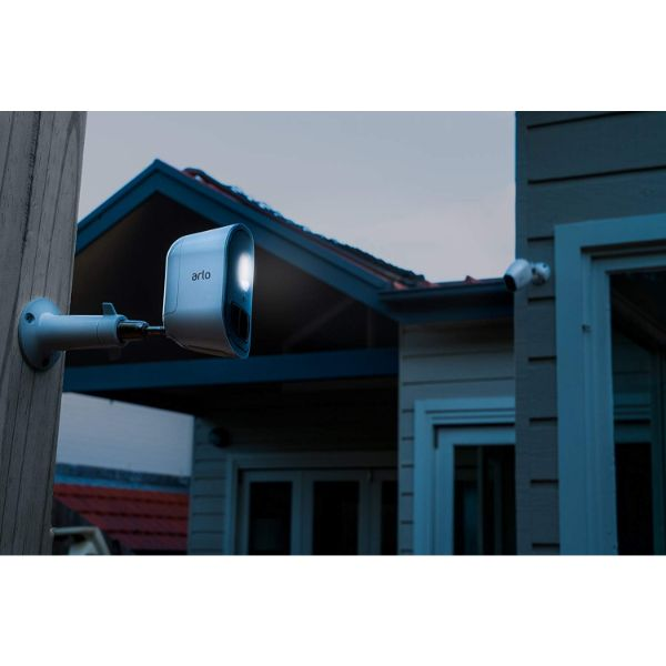 Arlo Add-on Indoor/Outdoor Smart Home Security Lights-Daily Steals
