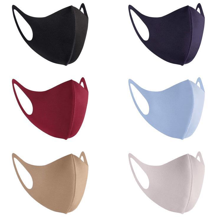 Reusable Washable Non-Medical Face Masks - 6 Pack-Assorted-Daily Steals